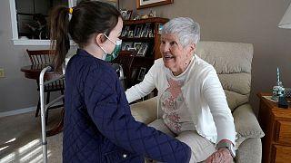 خانه سالمندان در آمریکا