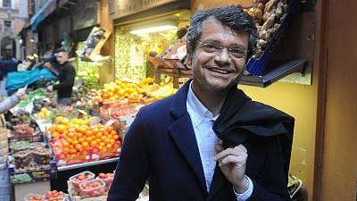 Professor Andrea Segrè of the University of Bologna