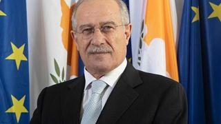 Ο κυβερνητικός εκπρόσωπος της Κύπρου, Κυριάκος Κούσιος