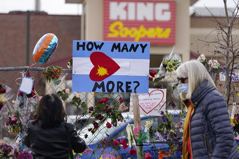David Zalubowski/AP Photo