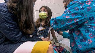 تزریق دز آزمایشی واکسن کرونا به کودکان