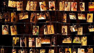 قربانیان نسلکشی رواندا