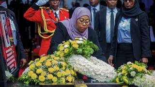 Tanzania's Magufuli laid to rest after mysterious death
