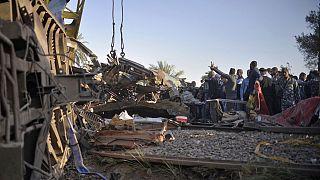 Egypte : indemnisations pour les victimes de l'accident ferroviaire