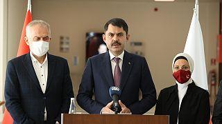 Çevre Bakanı Murat Kurum