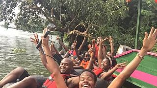 Ugandans are discovering the joys of 'Tubing the Nile'