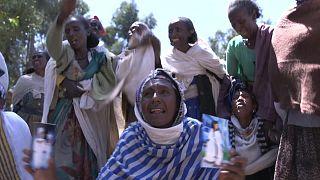نساء من إقليم تيغراي