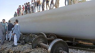 Egypte : reprise du trafic ferroviaire et bilan revu à la baisse