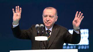 Cumhurbaşkanı Erdoğan, 27 Mart Dünya Tiyatro Günü dolayısıyla kutlama mesajı yayımladı.