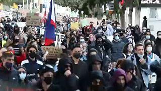 Proteste in Zypern gegen Corona-Maßnahmen und Korruption