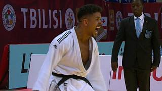 Judo Grand Slam: relentless technique on Day 2 in Georgia