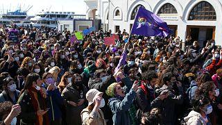 تظاهرات روز شنبه در استانبول