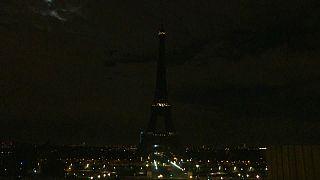 Licht aus für die Umwelt - Earth Hour