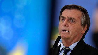 ژاییر بولسونارو، رئیس جمهوری برزیل