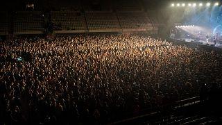 Barselona'da Covid konseri