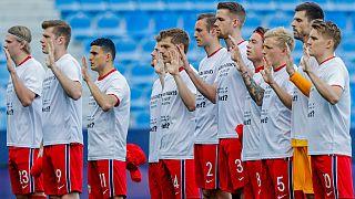 Norveç Milli Futbol Takımı