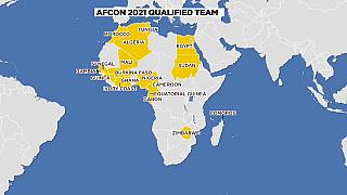 AFCON 2021 Qualifiers: 18 teams through, before last match day