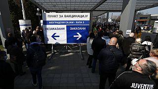 Иностранцы едут в Сербию за прививкой от коронавируса