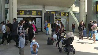 Özönlenek a német turisták Mallorcára