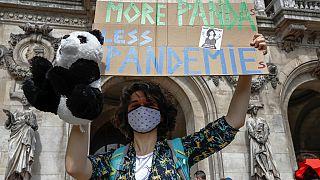 Franceses exigem maior redução nas emissões de carbono