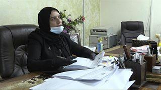 طيف السامي رئيس دائرة الموازنة بوزارة المالية العراقية