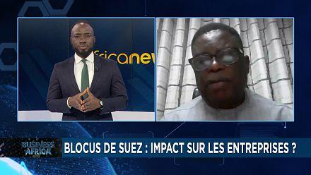 Le coût du blocus du Canal de Suez pour les entreprises [Business Africa]