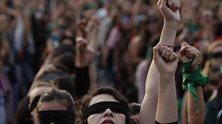 Mothers of femicide victims protest lack of convictions in Mexico