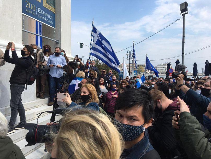 Apostolos Staikos/euronews