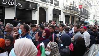 Algérie : sept manifestants du Hirak libérés