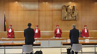 Corte tedesca sospende la ratifica del Recovery Fund