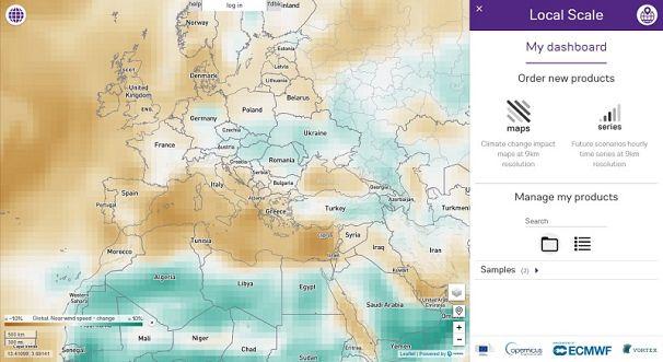 Source: Vortex, Copernicus Climate Change Service/ECMWF