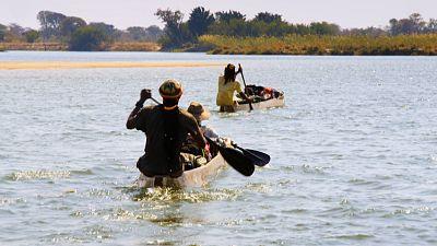 The source of the Okavango wilderness: Angola's untapped territory teeming with biodiversity