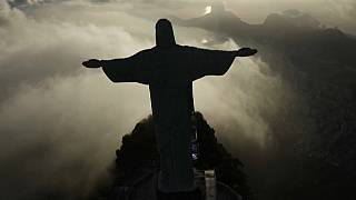 Cristo Redentor recebe obras de restauro aos 90 anos