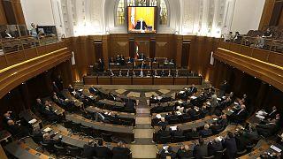 Lübnan Parlamentosu (arşiv)