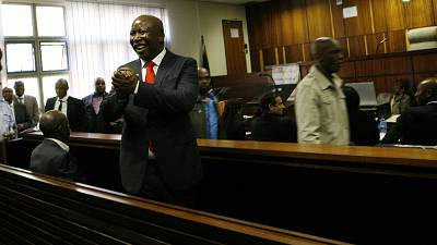South Africa Court sets trial date in Malema firearm case