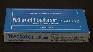 Una caja de Mediator