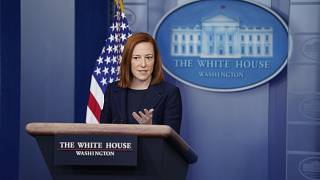 جن ساکی، سخنگوی کاخ سفید