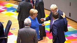 Unidad y cooperación ante futuras crisis: el deseo de los líderes europeos Merkel, Macron y Johnson