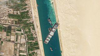 """Le blocage du Canal de Suez """"doit servir d'expérience"""""""
