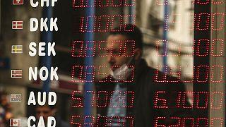 Νέα πτώση καταγράφει το τουρκικό νόμισμα