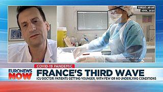 Benjamin Clouzeau a múlt héten adott interjút az Euronews angol adásának