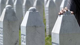 """The EU has stated that candidate countries should treat Srebrenica victims """"with the utmost respect and dignity""""."""