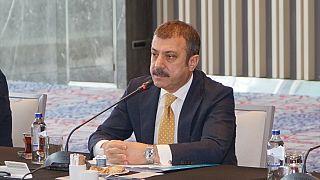 Türkiye Cumhuriyet Merkez Bankası (TCMB) Başkanı Şahap Kavcıoğlu
