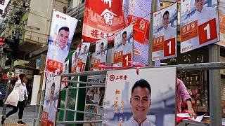 انتخابات در هنگ کنگ