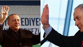 Erdoğan // Netanyahu