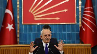 CHP lideri Kemal Kılıçdaroğlu, salı günü partisinin TBMM Grup Toplantısı'nda konuştu.