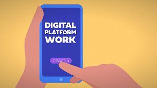 Le piattaforme di lavoro digitali: opportunità e pericoli