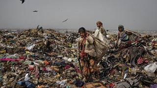 Informal waste workers in India crying out for vaccine access