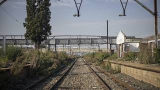 Lockdown looting ruins South Africa's railway network