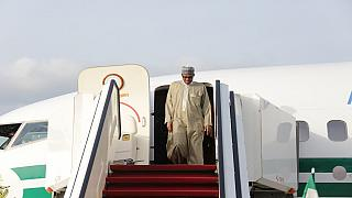 Nigerians vent frustrations against Buhari's medical trip to UK